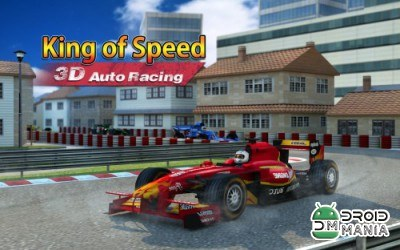 Скриншот King of Speed: 3D Auto Racing №1