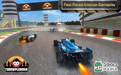 Скриншот King of Speed: 3D Auto Racing №2