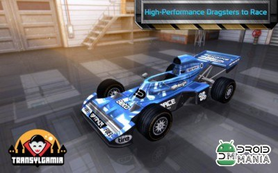 Скриншот King of Speed: 3D Auto Racing №4