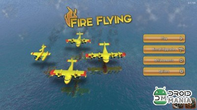 Скриншот Fire Flying №1