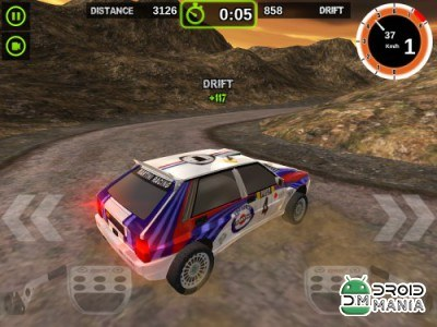 Скриншот Rally Racer Dirt №1
