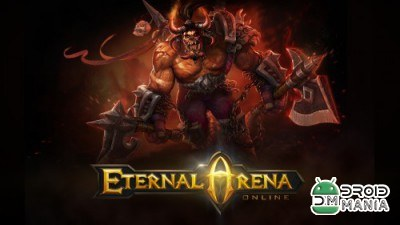 Скриншот Eternal Arena №1