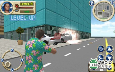 Скриншот Miami crime simulator №4