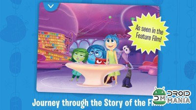 Скриншот Inside Out Storybook Deluxe №1