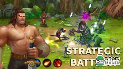 Скриншот Quest of Heroes: Clash of Ages №1