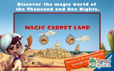 Скриншот Magic Carpet Land №1
