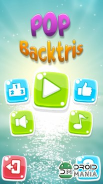 Скриншот Pop BackTris HD №1