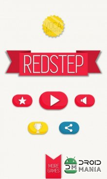 Скриншот RedStep - Only Red Dots №1