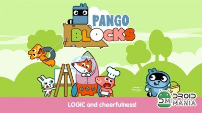 Скриншот Pango Blocks №1