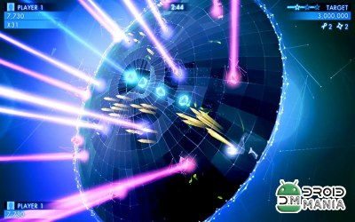 Скриншот Geometry Wars 3: Dimensions №1