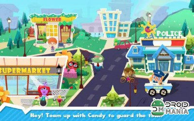 Скриншот Candy's Town №1