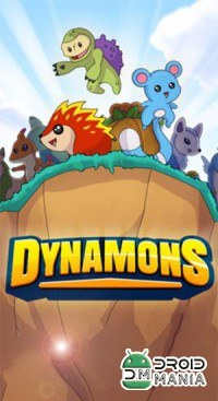 Скриншот Dynamons - RPG by Kizi №1