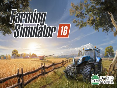 Скриншот Farming Simulator 16 №1