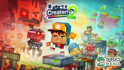 Скриншот Createrria 2 craft your games! №1
