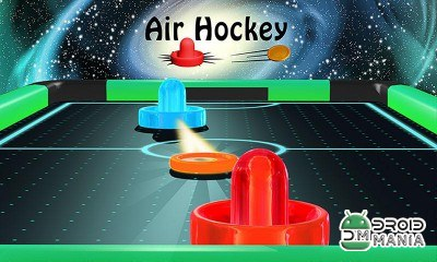 Скриншот Air Hockey - Ice to Glow Age №1