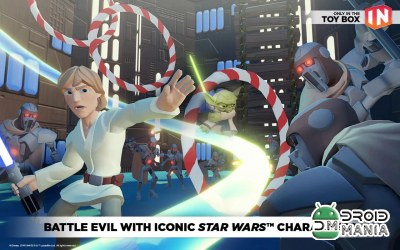 Скриншот Disney Infinity: Toy Box 3.0 №1