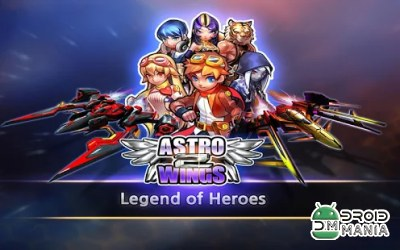 Скриншот AstroWings2: Legend of Heroes №1