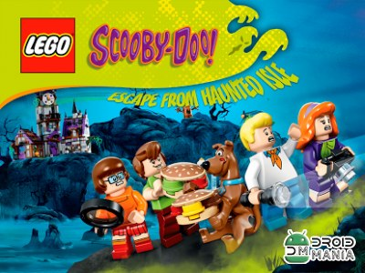 Скриншот LEGO Scooby-Doo Haunted Isle №1