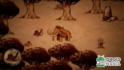 Скриншот The Mammoth: A Cave Painting №1