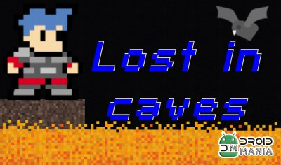 Скриншот Lost In Caves №1