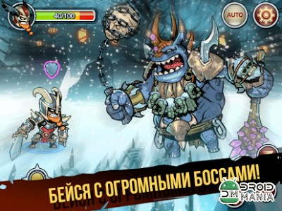 Скриншот Mighty Crew: Millennium Legend №1