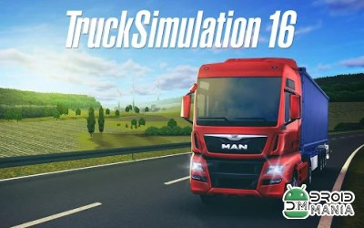 Скриншот TruckSimulation 16 №1