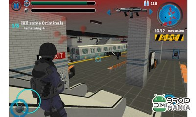 Скриншот SWAT TEAM: Counter terrorist №1