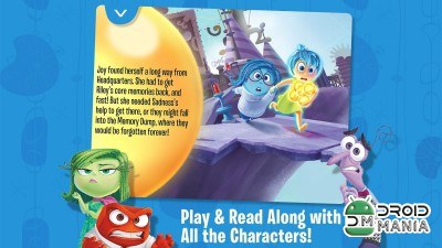 Скриншот Inside Out Storybook Deluxe №2