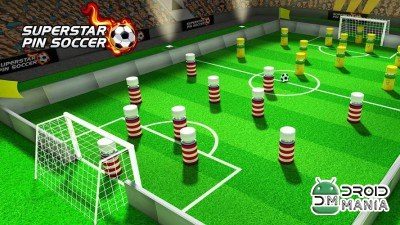 Скриншот Superstar Pin Soccer №2