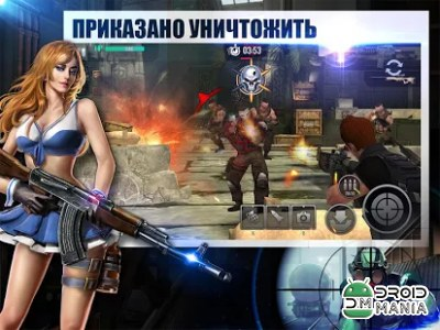 Скриншот Hero Forces: Free Shooter Game / Hero Forces: 3D игры стрелялки №2