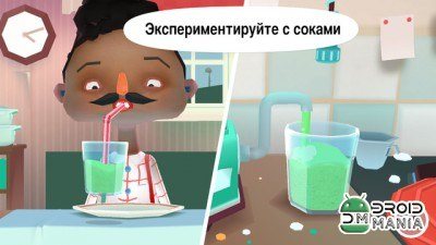 Скриншот Toca Kitchen 2 №2