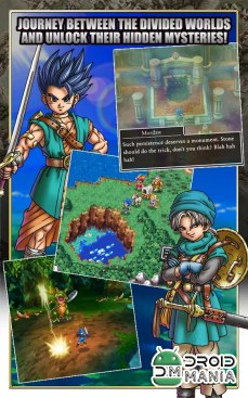 Скриншот DRAGON QUEST VI №2