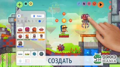 Скриншот Createrria 2 craft your games! №2