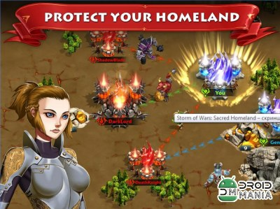 Скриншот Storm of Wars: Sacred Homeland №2
