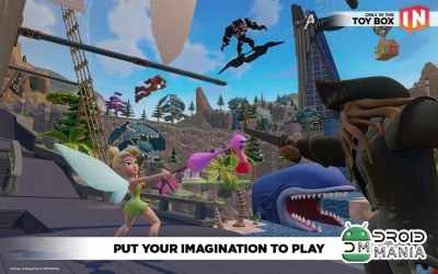 Скриншот Disney Infinity: Toy Box 3.0 №2