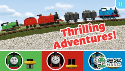 Скриншот Thomas & Friends: King Railway №2