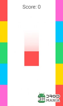 Скриншот Don't Miss The Color Tile №2