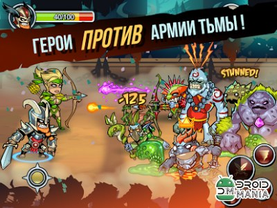 Скриншот Mighty Crew: Millennium Legend №2