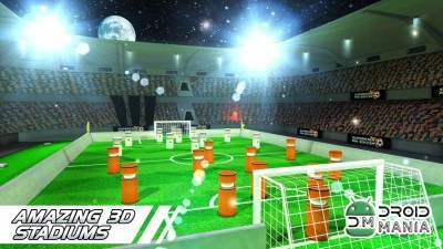 Скриншот Superstar Pin Soccer №3