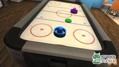 Скриншот Air Hockey VR №3