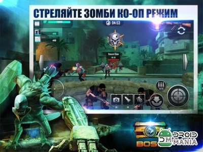 Скриншот Hero Forces: Free Shooter Game / Hero Forces: 3D игры стрелялки №3