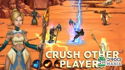 Скриншот Quest of Heroes: Clash of Ages №3