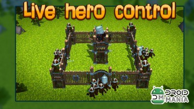 Скриншот Осада Замка 3D / Tower Defence Castle Sieges 3D №3