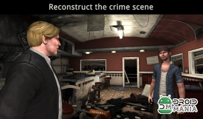 Скриншот The Trace: Murder Mystery Game №3