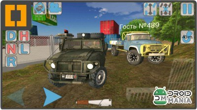 Скриншот Dirt On Tires [Offroad] №3