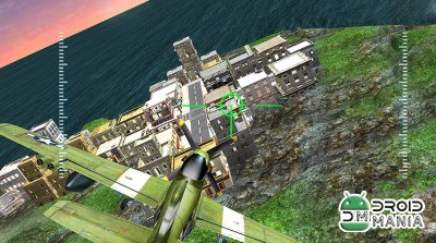 Скриншот WW2 Pacific Fighter Attack 3D №3