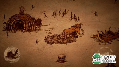 Скриншот The Mammoth: A Cave Painting №3