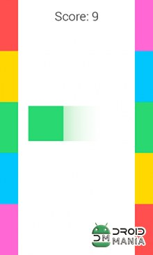 Скриншот Don't Miss The Color Tile №3