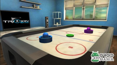 Скриншот Air Hockey VR №4