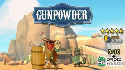 Скриншот Gunpowder №1